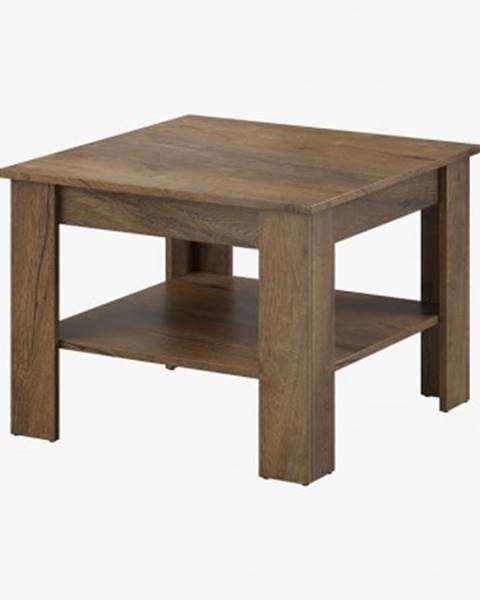 Wipmeb Konfereční stolek - dřevěný konferenční stolek gete - čtverec