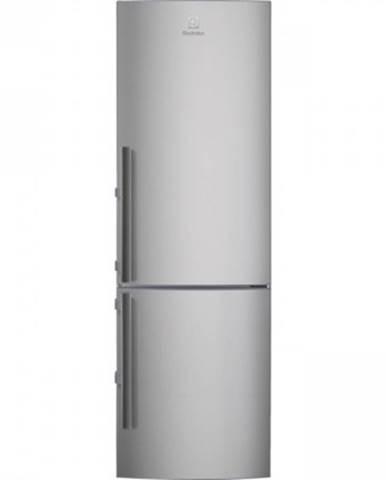 Kombinovaná lednice electrolux lnt4tf33x1, 220/91 l