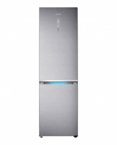 Kombinovaná lednice s mrazákem dole samsung rb41r7899sr