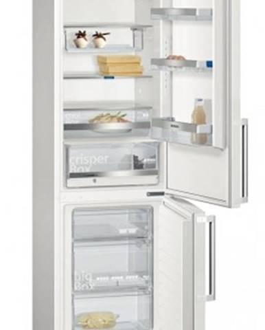 Kombinovaná lednice s mrazákem dole siemens kg 39ebw40, a+++