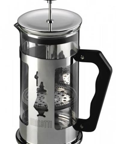 Překapaváč kávy bialetti french press 0,35 l, nerez, panáček