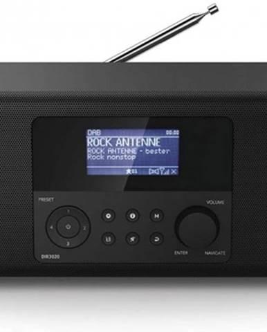 Radiopřijímač hama dir3020, fm/dab/dab+