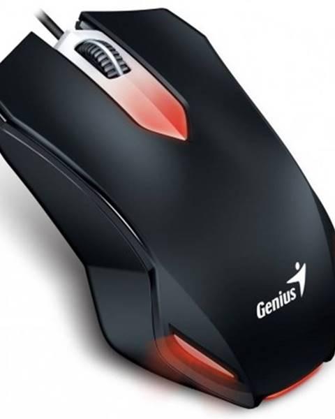 Genius Drátové myši drátová myš genius x-g200, 1000 dpi, černá
