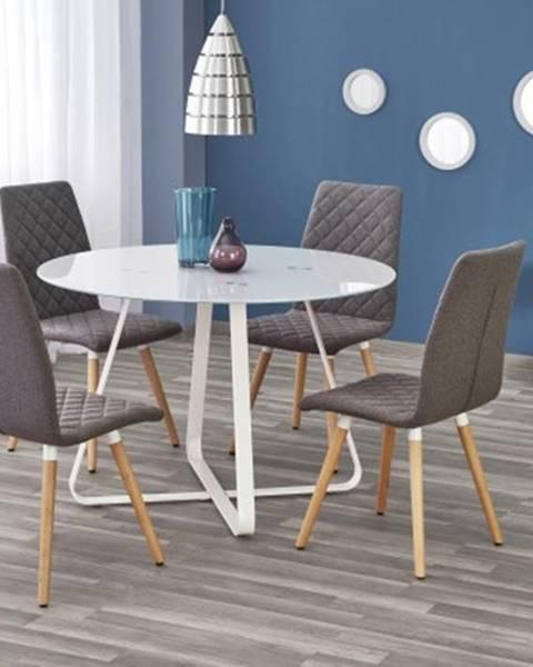 Halmar Jídelní stůl jídelní stůl looper - prům.115x76 cm