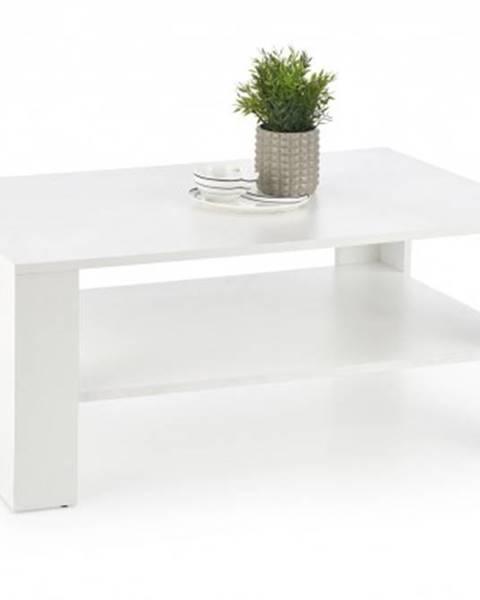 Halmar Konfereční stolek - dřevěný konferenční stolek kwadro