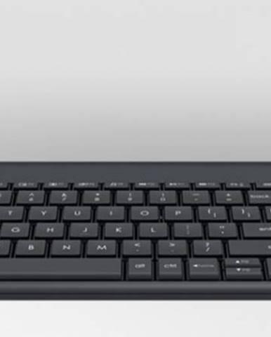 Bezdrátová klávesnice logitech wireless touch keyboard k400 plus nekompletní příslušens