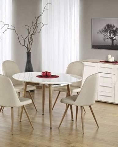 Jídelní stůl jídelní stůl edward rozkládací 120-200x100 cm