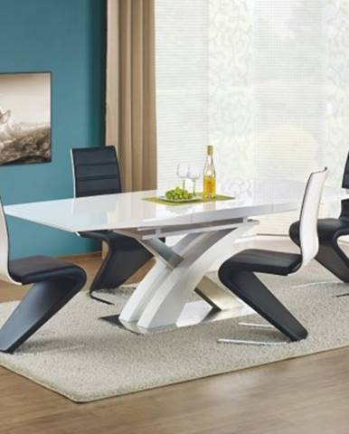 Jídelní stůl jídelní stůl sandor rozkládací 160-220x90 cm