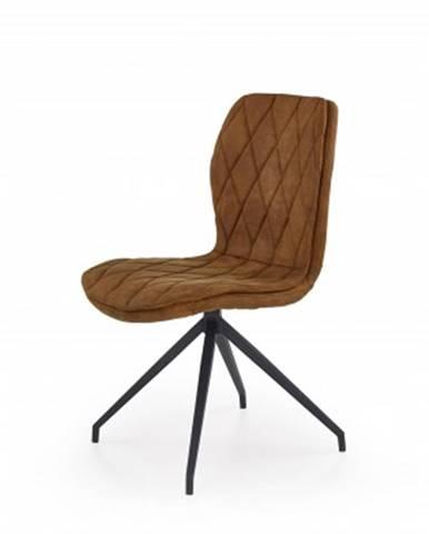 Jídelní židle jídelní židle k237 hnědá