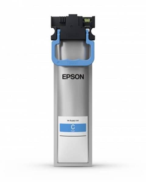 Epson Náplně a tonery - originální cartridge epson c13t944240, wf-c5xxx, azurová