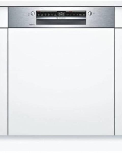 Bosch Vestavná myčka vestavná myčka nádobí bosch smi6zcs00e, 60 cm
