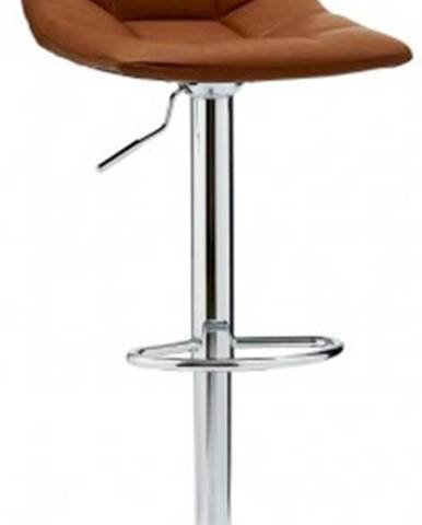 Barová židle barová židle fuente hnědá