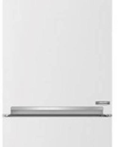 Kombinovaná lednice s mrazákem dole beko rcna406e60wn neofrost