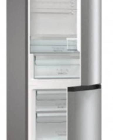 Kombinovaná lednice s mrazákem dole gorenje rk6193axl4