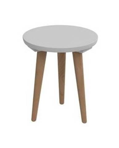 Konfereční stolek - dřevěný konferenční stolek bergen - malý