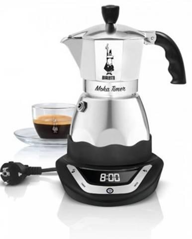 Překapaváč kávy moka konvička bialetti moka easy timer 6