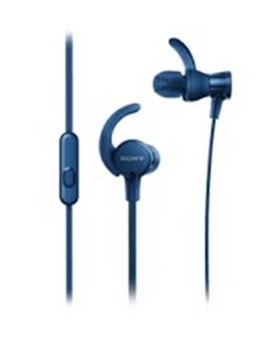 Špuntová sluchátka sony mdrxb510asl