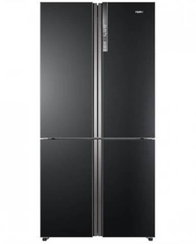 Americká lednice candy htf 610dsn7