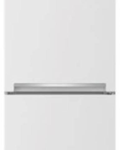 Kombinovaná lednice s mrazákem dole beko rcsa210k30wn