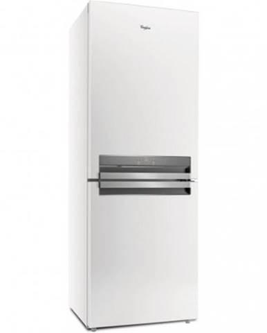 Kombinovaná lednice s mrazákem dole whirlpool b tnf 5323 w 3