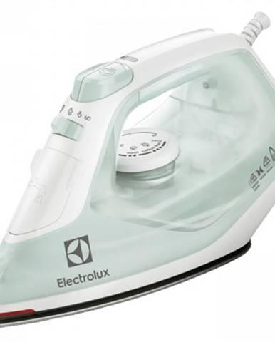 Napařovací žehlička žehlička electrolux easyline edb1740lg, 2400w