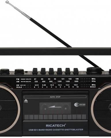 Radiopřijímač ricatech pr1980