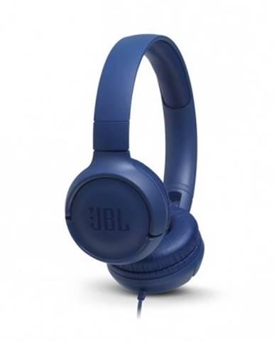 Sluchátka přes hlavu sluchátka přes hlavu jbl tune 500 modrá