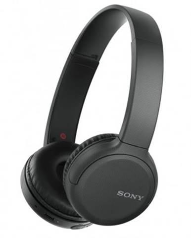 Sluchátka přes hlavu sony wh-ch510,černá