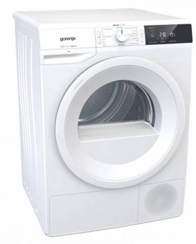 Sušička prádla sušička prádla gorenje de82/g, a++, 8 kg