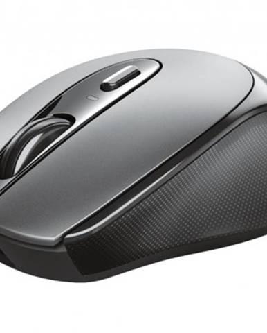Bezdrátové myši bezdrátová myš trust zaya, černá, dobíjecí