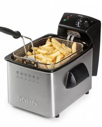 Fritovací hrnec fritéza domo do464fr, 3l