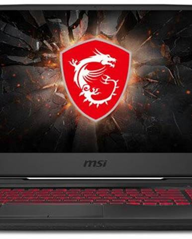 Herní notebook herní notebook msi gl65 leopard 10sdr-438cz i7 16gb, ssd 256gb