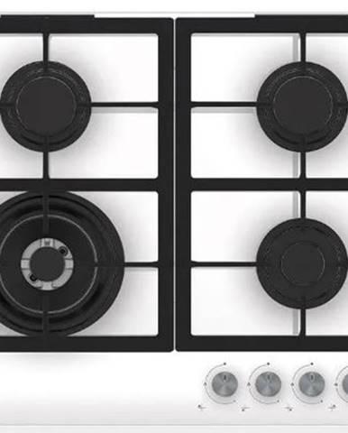 Plynové desky plynová varná deska beko hilw 64225 sw,speciální wok hořák,bílá