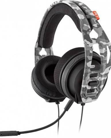 Sluchátka přes hlavu headset plantronics rig 400hs, pro ps5, arctic camo