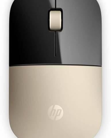 Bezdrátové myši hp z3700 wireless mo- gold