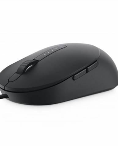 Drátové myši drátová myš dell ms3220, černá