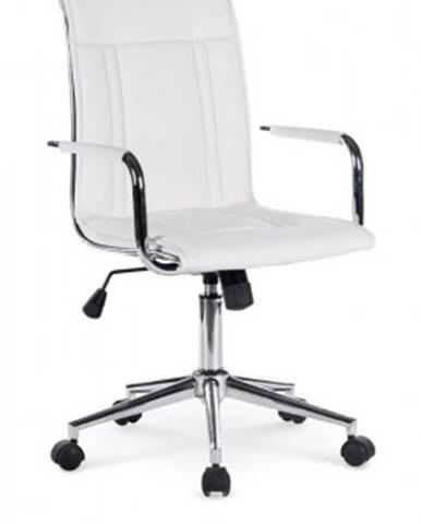 Kancelářské křeslo herbert, bílé