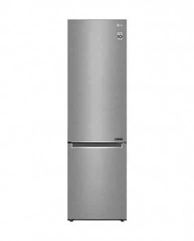 Kombinovaná lednice s mrazákem dole lg gbb72pzefn
