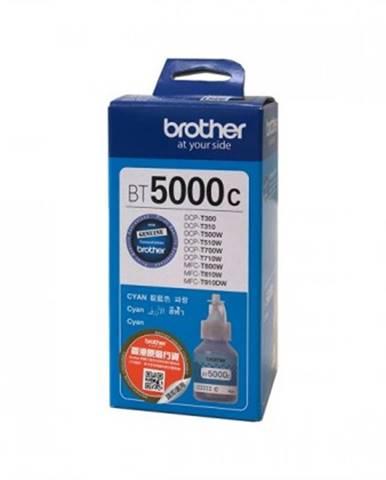 Náplně a tonery - originální cartridge brother bt5000c, modrá