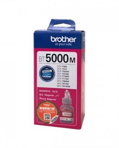 Náplně a tonery - originální cartridge brother bt5000m, červená