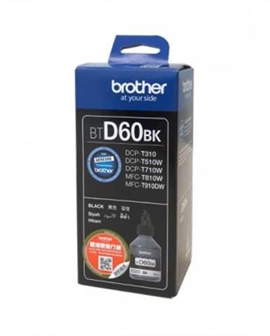 Náplně a tonery - originální cartridge brother btd60bk, černá