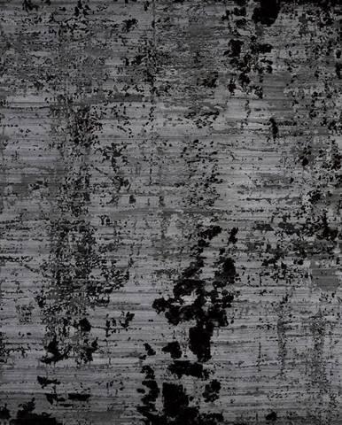 Esposa VINTAGE KOBEREC, 120/180 cm, šedá - šedá