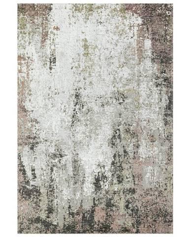 Novel VINTAGE KOBEREC, 160/230 cm, barvy stříbra - barvy stříbra
