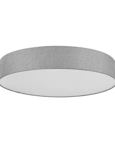 STROPNÍ LED SVÍTIDLO, 76/15 cm - šedá, bílá