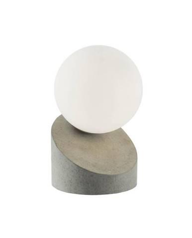 Xora STOLNÍ LED LAMPA, dotykový stmívač, 16 cm - bílá