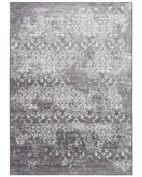 Novel Novel VINTAGE KOBEREC, 80/150 cm, šedá, černá - šedá, černá