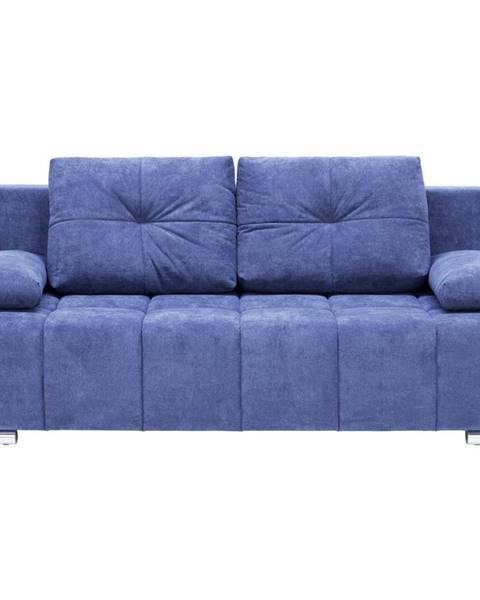 Xora Xora ROZKLÁDACÍ POHOVKA, textil, tmavě modrá - tmavě modrá
