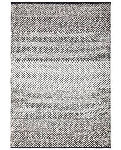 Linea Natura RUČNĚ TKANÝ KOBEREC, 130/190 cm, béžová - béžová
