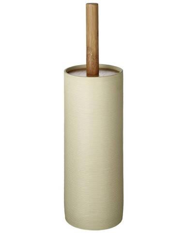 Sadena WC SADA - ŠTĚTKA A DRŽÁK - béžová