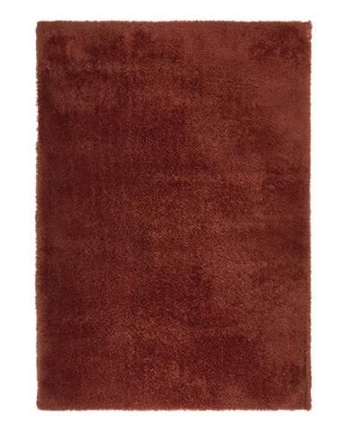 Boxxx KOBEREC S VYSOKÝM VLASEM, 80/150 cm, oranžová, terra cotta, korály - oranžová, terra cotta, korály